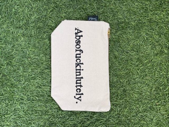 Absofuckinlutley Bitch Bag