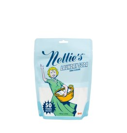 Nellie's Laundry Soda 50 load bag,0.6kg