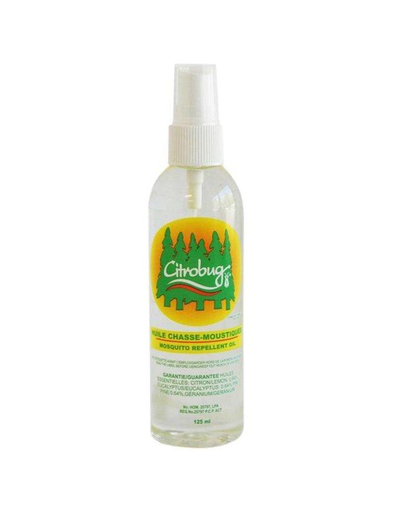 Citrobug Mosquito Repellent Oil Kids 125 ml