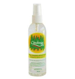 Citrobug Mosquito Repellent Oil Adult 125 ml