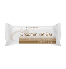 Designs for Health CocoFibre Bar 40 g single