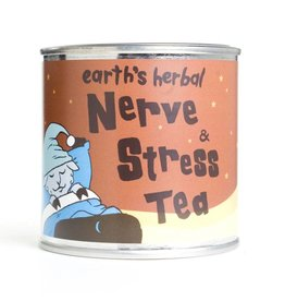 Earth's Herbal Products Inc. Nerve & Stress Tea