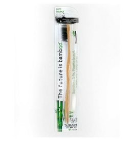 The Future is Bamboo Bamboo Toothbrush