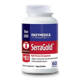 Enzymedica Enzymedica SerraGold 60 caps