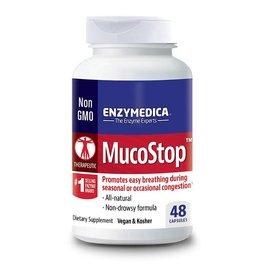 Enzymedica Mucostop 48 caps***