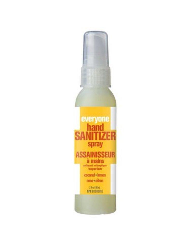 Everyone Hand Sanitizer Spray Coconut Lemon 60ml
