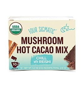 Four Sigmatic Four Sigmatic Mushroom Hot Cacao Mix Chill with Reishi 6g