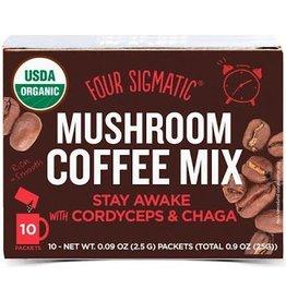 Four Sigmatic Four Sigmatic Mushroom Coffee Get Going with Cordyceps & Chaga 2.5g