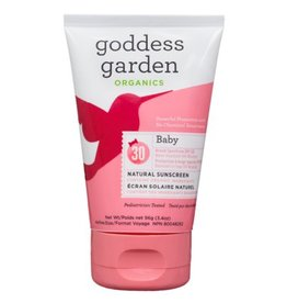 Goddess Garden Baby Natural Sunscreen SPF 30 100ml