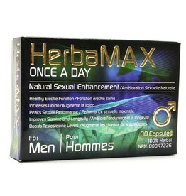 HerbaMax Inc For Men Once A Day 10 caps