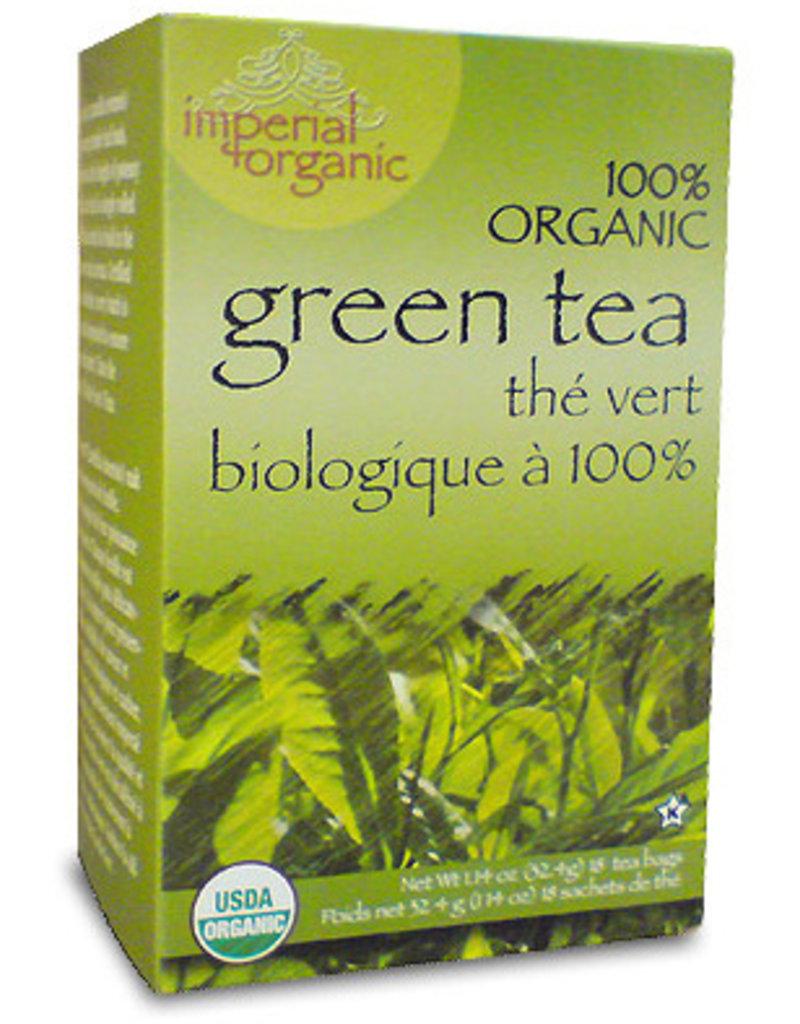 Imperial Organic Green Tea