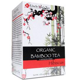 Uncle Lee's Tea Organic Hibiscus Bamboo Tea