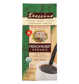 Teeccino Teeccino Herbal Coffee Alternative Organic French Roast 225g