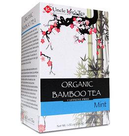 Uncle Lee's Tea Organic Mint Bamboo Tea