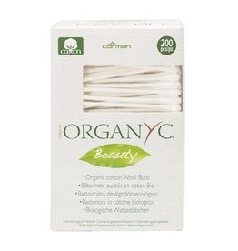 Organyc Organic Cotton Swabs