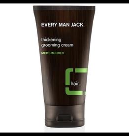 Every Man Jack Thickening Grooming Cream - Medium Hold - Tea Tree 150 ml