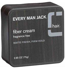 Every Man Jack Fiber Cream Fragrance Free 75 g