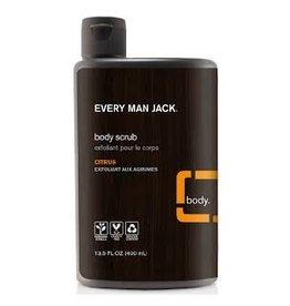 Every Man Jack Body Scrub Citrus 400 ml