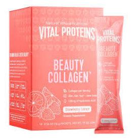 Vital Proteins Beauty Collagen - Strawberry Lemon 16g