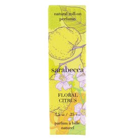 Sarabecca Sarabecca Natural Roll-On Perfume 7.5 ml