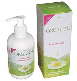 Organyc Intimate Wash with Chamomile 250 ml