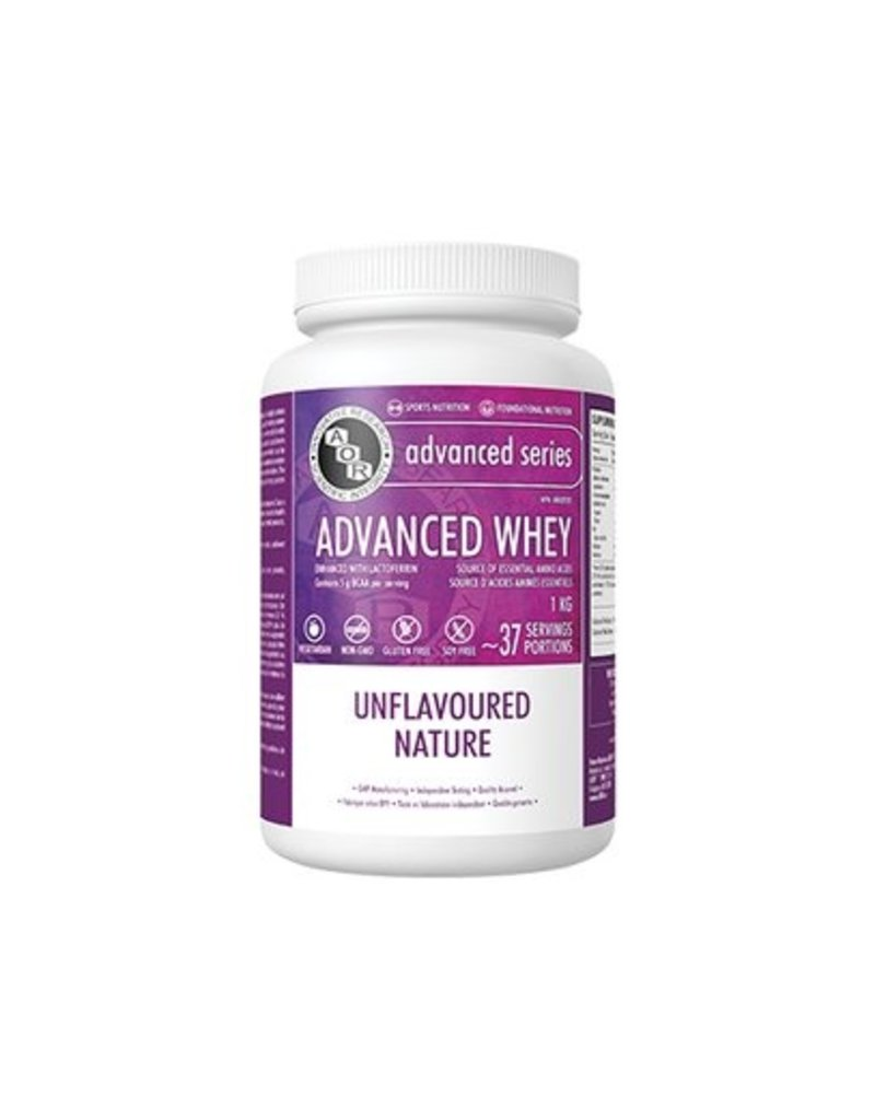 AOR Advanced Whey Protein