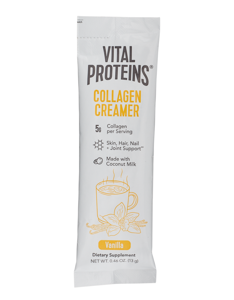 Vital Proteins Vital Proteins Vanilla Collagen Creamer 12g single