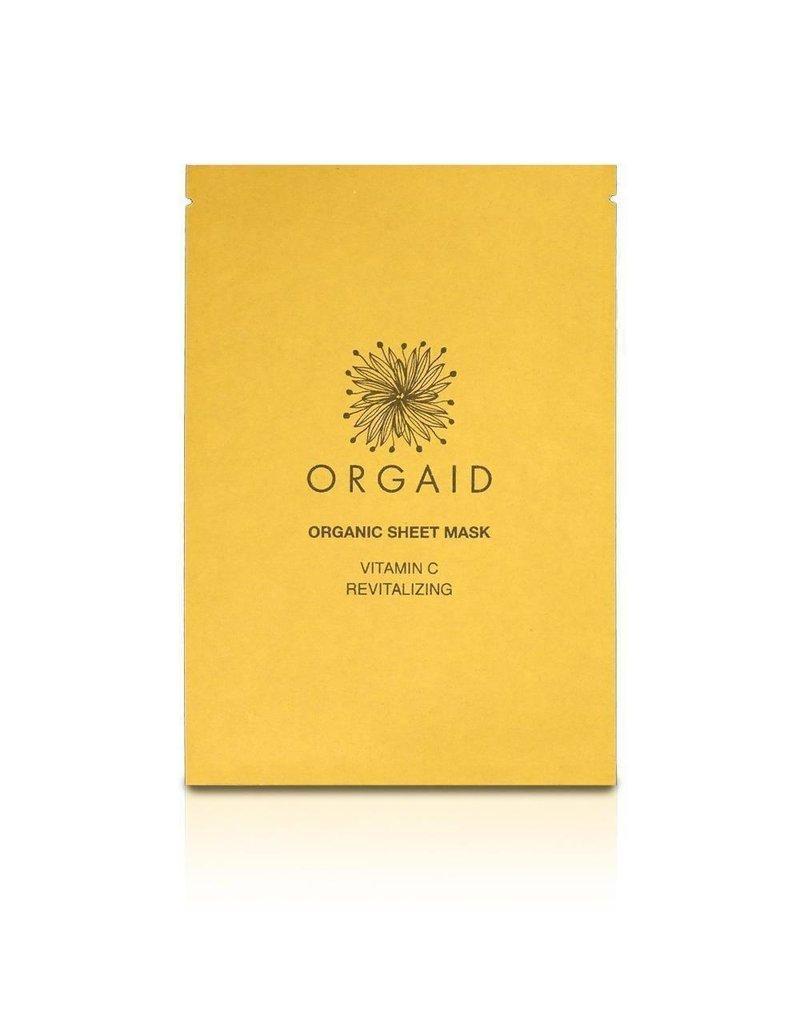 Orgaid Vitamin C Sheet Masks