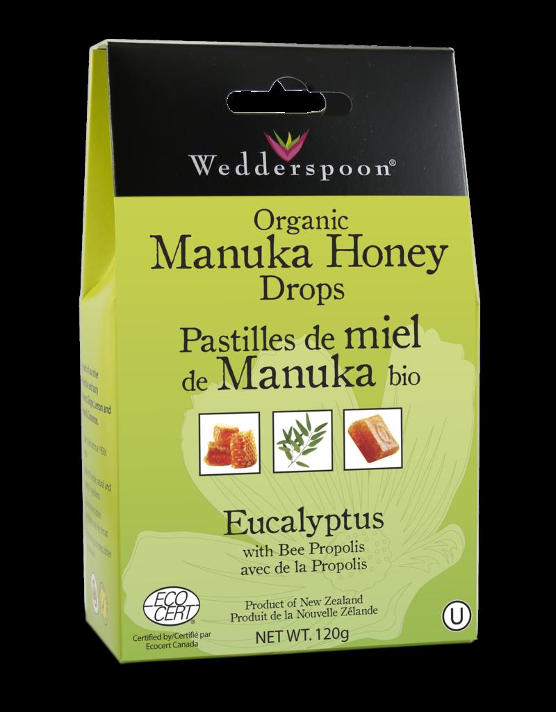 Wedderspoon Manuka Honey Drops