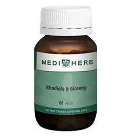 MediHerb Rhodiola & Ginseng