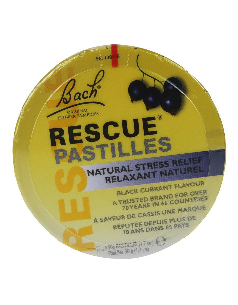 Bach Bach Rescue Pastilles Blackcurrant 35 Pastilles /50g