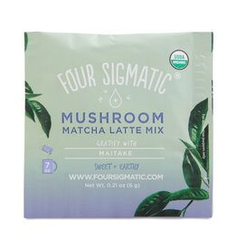 Four Sigmatic Four Sigmatic Matcha Latte single