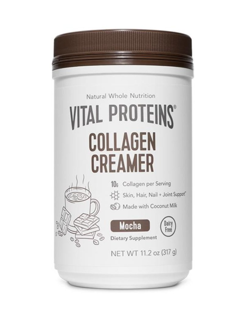 Vital Proteins Collagen Creamer 11.2 oz Mocha