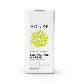 Acure Curiously Clarifying Shampoo - Lemongrass & Argan