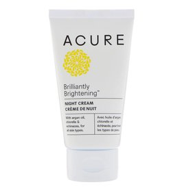 Acure Brilliantly Brightening Night Cream 50 ml