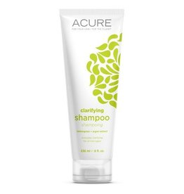 Acure Clarifying Shampoo Lemongrass 236 ml