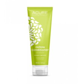 Acure Curiously Clarifying Conditioner Lemongrass & Argan 354 ml