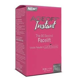 Ageoff Instant Serum 90 second Facelift 30 ml
