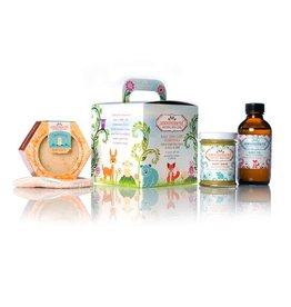 Anointment Baby Skin Care Essentials 4 Piece Gift Set