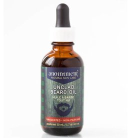 Anointment Unclad Beard Oil 50 ml