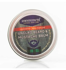 Anointment Unclad Beard & Moustache Balm 30 g