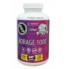 AOR Borage 1000 135 softgels***
