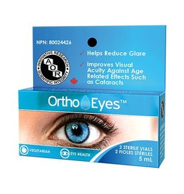 AOR Ortho Eyes 2 Sterile Vials 5 ml***