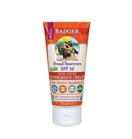 Badger Kids Sunscreen Cream Tangerine & Vanilla SPF 30 87 ml