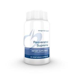 Designs for Health Resveratrol Supreme - 60 caps