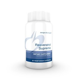 Designs for Health Resveratrol Supreme - Designs for Health - 60 caps