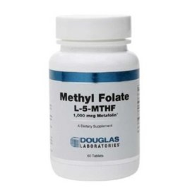 Douglas Labs Methyl Folate L-5-MTHF 60 tabs