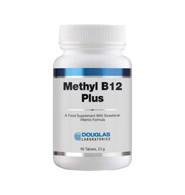 Douglas Labs Methyl B12 Plus 90 tabs*