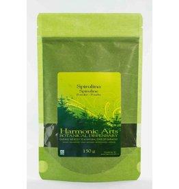 Harmonic Arts Organic Spirulina Powder 150g