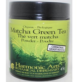 Harmonic Arts Matcha Green Tea Powder 45 g